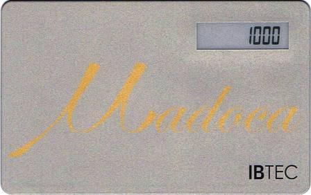 電子ペーパーICカード